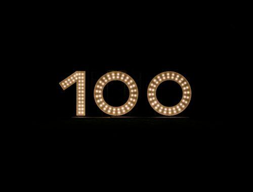100 eerste smaken