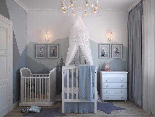 Tips inrichten babykamer