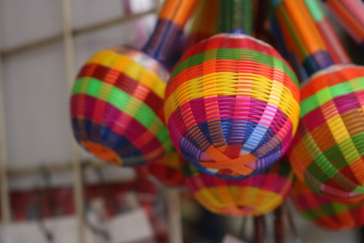 sambaballen maken baby