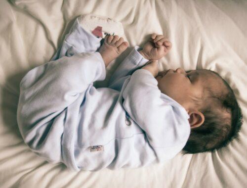 baby zelf leren slapen