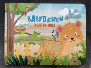 boekjes voorlezen aan je baby