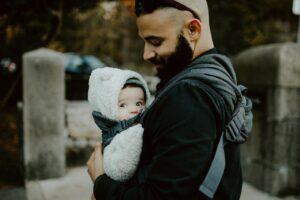 waarom je baby dragen