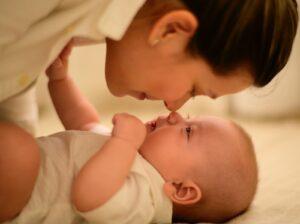 dagschema voor een baby van 7 maanden
