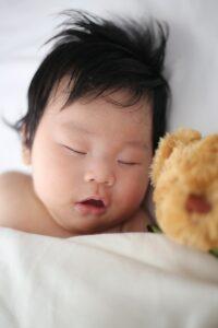 slaapcyclus van je baby