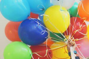 eerste verjaardag van je baby vieren